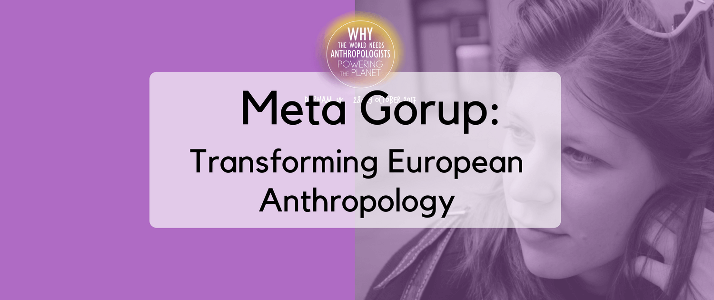 european anthropology