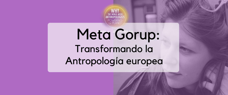 antropología europea