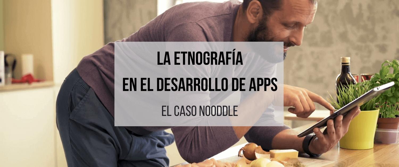 etnografía y apps