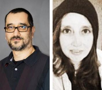 Marcos de Colsa y Verónica Espinoza